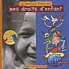 Premier livre de mes droits d'enfant…