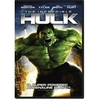 The Incredible Hulk [2008 film] by Louis…