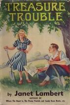Treasure Trouble by Janet Lambert