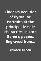 Finden's Beauties of Byron; or, Portraits of…