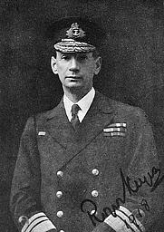 Author photo. Image from <b><i>The Seafarers</i></b> (1919) by Arthur Corbett-Smith