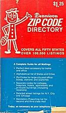 Dennison Zip Code Directory by Norman…