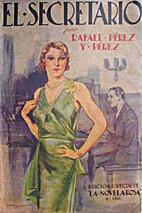 El secretario by Rafael Pérez y Pérez