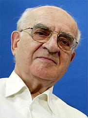 Author photo. Mieczysław (Mietek) Pemper