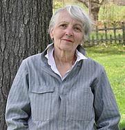 Author photo. Sylvia Jorrin