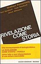Rivelazione come storia by aa.vv.