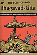Song of God by Bhagavad-Gita