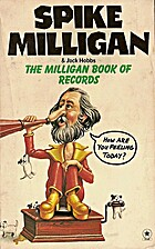 Milligan Book of Records by Spike Milligan