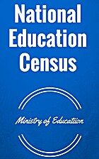 National educaiton census by Ministry of…