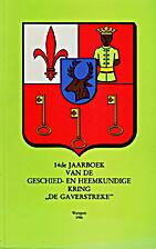 14de Jaarboek van de Geschied- en…
