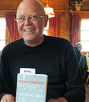 Author photo. Werner Ryser