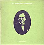 C.E. Jeanneret-Le Corbusier by Alberto Izzo
