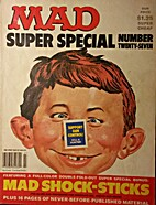 Mad Super Special Magazine Number…