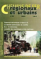 Chemins de Fer Régionaux et Urbains n°298…