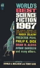 World's Best Science Fiction: 1967 by Donald…
