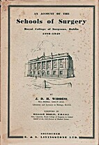 An account of the schools of surgery : Royal…
