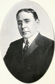 Author photo. Image from <b><i>Boston's Awakening: A Complete Account of the Great Boston Revival</i></b> (1909) edited by Arcturus Z. Conrad