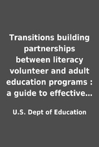Transitions building partnerships between…