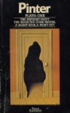 Complete Works, Volume I by Harold Pinter