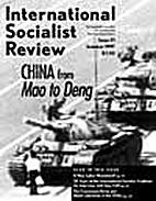 International Socialist Review by vol 4; vol…