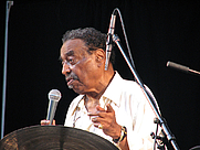 Author photo. Professor Bop,  August 26, 2006