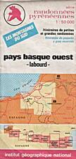 Pays Basque Ouest. Labourd. Itinéraires de…