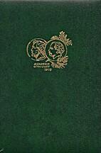 Los Premios Goncourt de novela. Vol. 7. by…