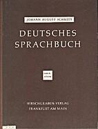 Deutsches Sprachbuch für höhere…