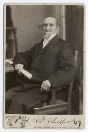 Author photo. Courtesy of the <a href=&quot;http://digitalgallery.nypl.org/nypldigital/id?97307&quot;>NYPL Digital Gallery</a> (image use requires permission from the New York Public Library)
