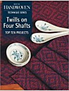 Best of Handwoven Twills on Four Shafts by…