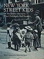 New York Street Kids by John Von Hartz