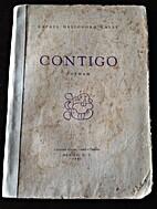 Contigo (Poemas) by Rafael Heliodoro. Valle