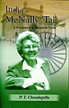 India's McNally 'Tai' by P. T. Chandapilla