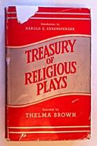 Treasury of religious plays