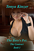 The Boss's Pet: The Contract by Tonya…