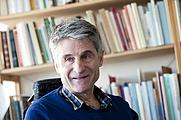Author photo. Johannes Jansson
