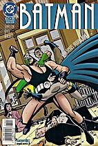 Batman 3/1997 by Ty Templeton