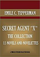 Secret Agent X. The Collection. 13 novels…