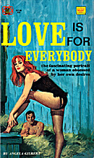 Love Is for Everybody by Angela Gilbert