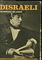Disraeli by Robert Blake