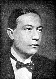 Author photo. Rozpravy Aventina, volume 1/1925-1926, issue 1, page 7. Digitized by Institute of Czech Literature, Czech Academy of Sciences.