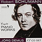 Complete Piano Works by Schumann