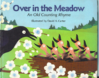 Over in the Meadow: An Old Counting Rhyme by…