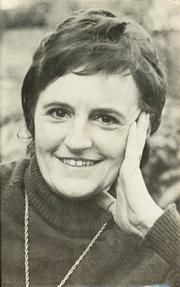 Author photo. Hazel Evans