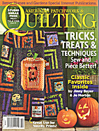 American Patchwork & Quilting Vol. 21 No. 5…