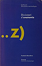 Diccionari d'anatomia