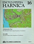Encyclopedia Harnica 16: Zerhun (Harn…