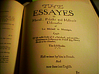 The Essayes of Montaigne by John Florio