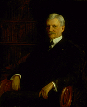 Author photo. Official Indiana State Governor Portrait