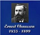 Chanson Perpetuelle by Ernest Chausson